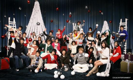 Top 10 Kpop Christmas Songs
